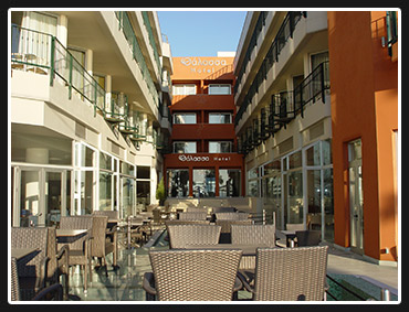Thalassa Hotel - Edipsos Evia Greece